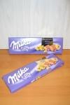 Sladkosti - Milka oříšek