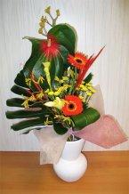 Slavnostní kytice postupná